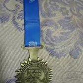 上海泥泞赛、首次越野尝试、首次参加金标马拉松及健康跑