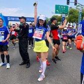 2018光明畅优Change U•上海国际半程马拉松赛