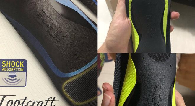 赞斯特Zamst FootCraft功能性鞋垫评测报告----要选就选对的