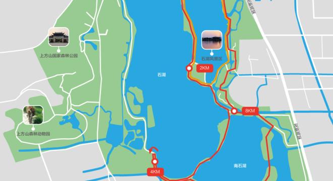 2018 苏州国际10公里精英赛