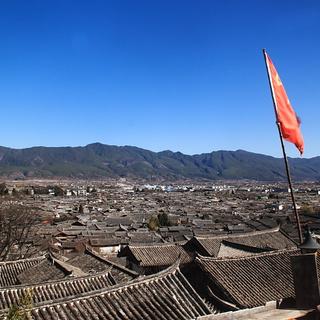 丽江古城1