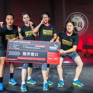 亚军队伍 跑者世界-BB Crew