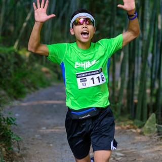 Salomon城市越野跑台州站第九期-JINLE晶乐杯半程山地马拉松