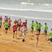 2017烟台国际金沙滩马拉松
