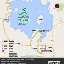 四明湖路线