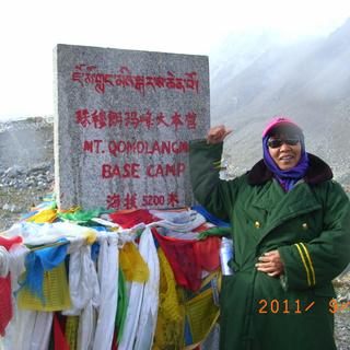 在珠峰大本营1