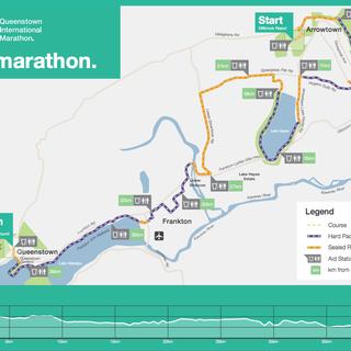 2014 皇后镇国际马拉松