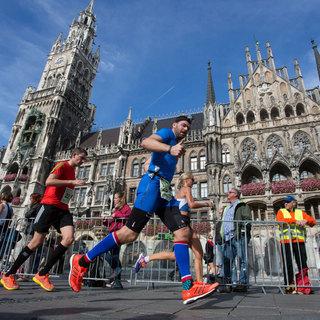 2015 慕尼黑马拉松