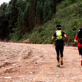 Salomon昆明长虫山半程山地马拉松2014年7月2