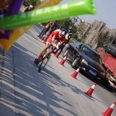 2013秋季安亭铁人三项赛  骑行段