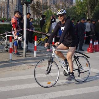 2013 秋季安亭上海国际汽车城铁人三项赛