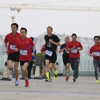 欢乐跑上海站 (2)