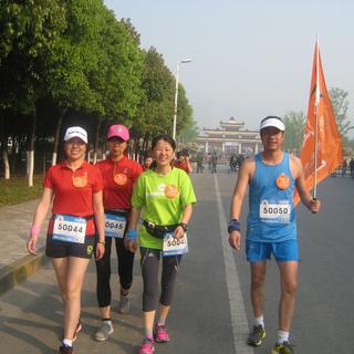 2015欢乐跑中国无锡站