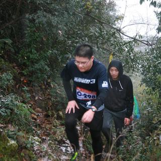 2015杭州西部越野赛