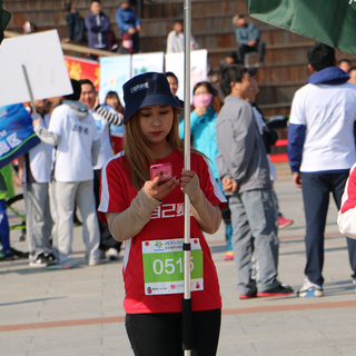 2015图们江国际商界半程马拉松