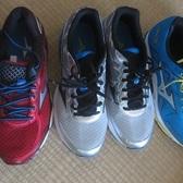 我的部分跑步鞋