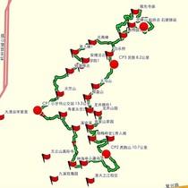 西湖五十-体验组路线图