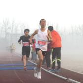杭马会西溪跑团万米测试赛