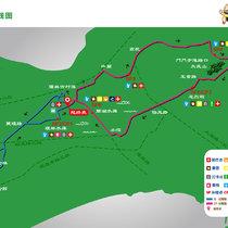 金门村跑路线图1200x892px