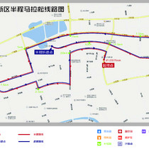 青岛半马路线路更新