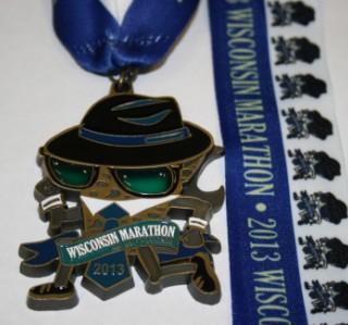 2014威斯康星马拉松(Wisconsin Marathon)