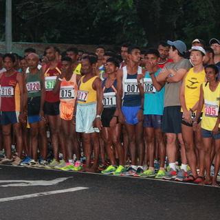 2014斯里兰卡马拉松(LSR Colombo Marathon)