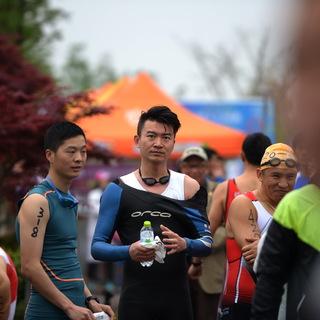 2014镇江国际铁人三项赛
