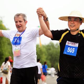 2014长春净月潭瓦萨国际森林徒步节(Vasa Cross Country Running Festival)