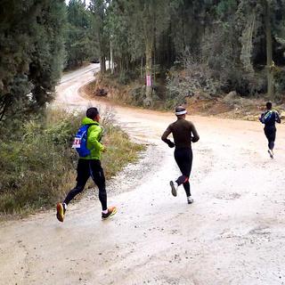 Salomon城市越野2015昆明宝珠寺棋盘山21公里公路半程马拉松