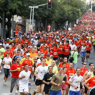 2015 特拉维夫马拉松 Tel Aviv Marathon