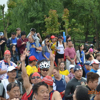 2013春季安亭铁人三项赛