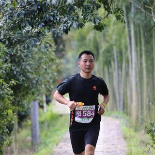 2017.4.3南山越野桂花长廊选手照片-蘑菇体育