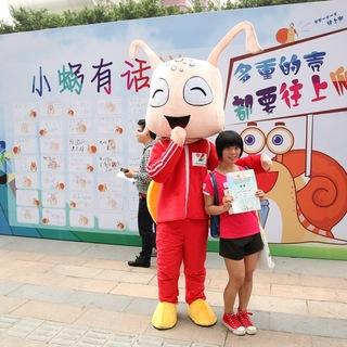 2015国际垂直马拉松系列赛广州站
