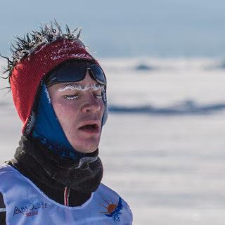 2015 贝加尔湖冰上马拉松