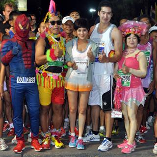 2014芭提雅马拉松(Pattaya Marathon)