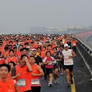 2015台北国道马拉松