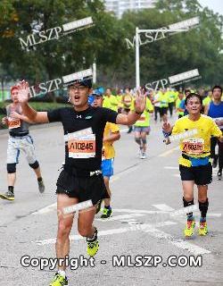 2015 台州国际马拉松