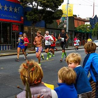 2014 旧金山马拉松 San Francisco Marathon