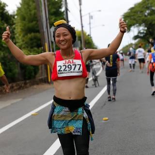 2015火奴鲁鲁马拉松