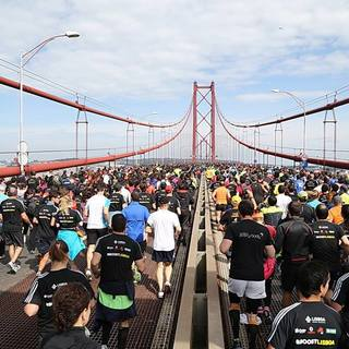 2015 里斯本半程马拉松