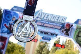 2015 复仇者联盟超级英雄半程马拉松