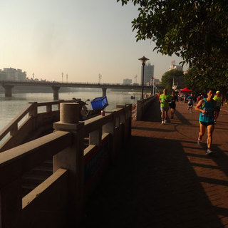 2015 韶关三江六岸半程马拉松赛