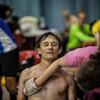 Ultra-Taril Du Mont-Blanc环勃朗超级越野赛(UTMB)