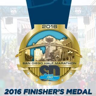 2016 圣地亚哥半程马拉松