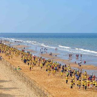 2015海口国际沙滩马拉松