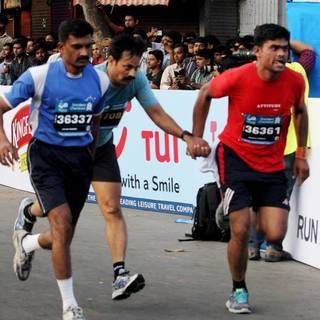 2016 渣打孟买马拉松