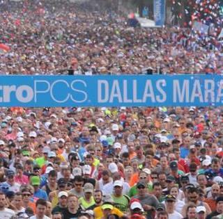 2014 达拉斯马拉松