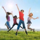 银城KINMA Q+社区 城市青年草地越野跑