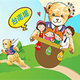 泰迪熊-关怀公益路跑