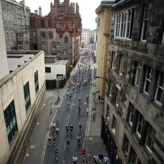 2016 爱丁堡马拉松
